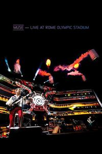 Poster Muse: Live At Rome Olympic Stadium
