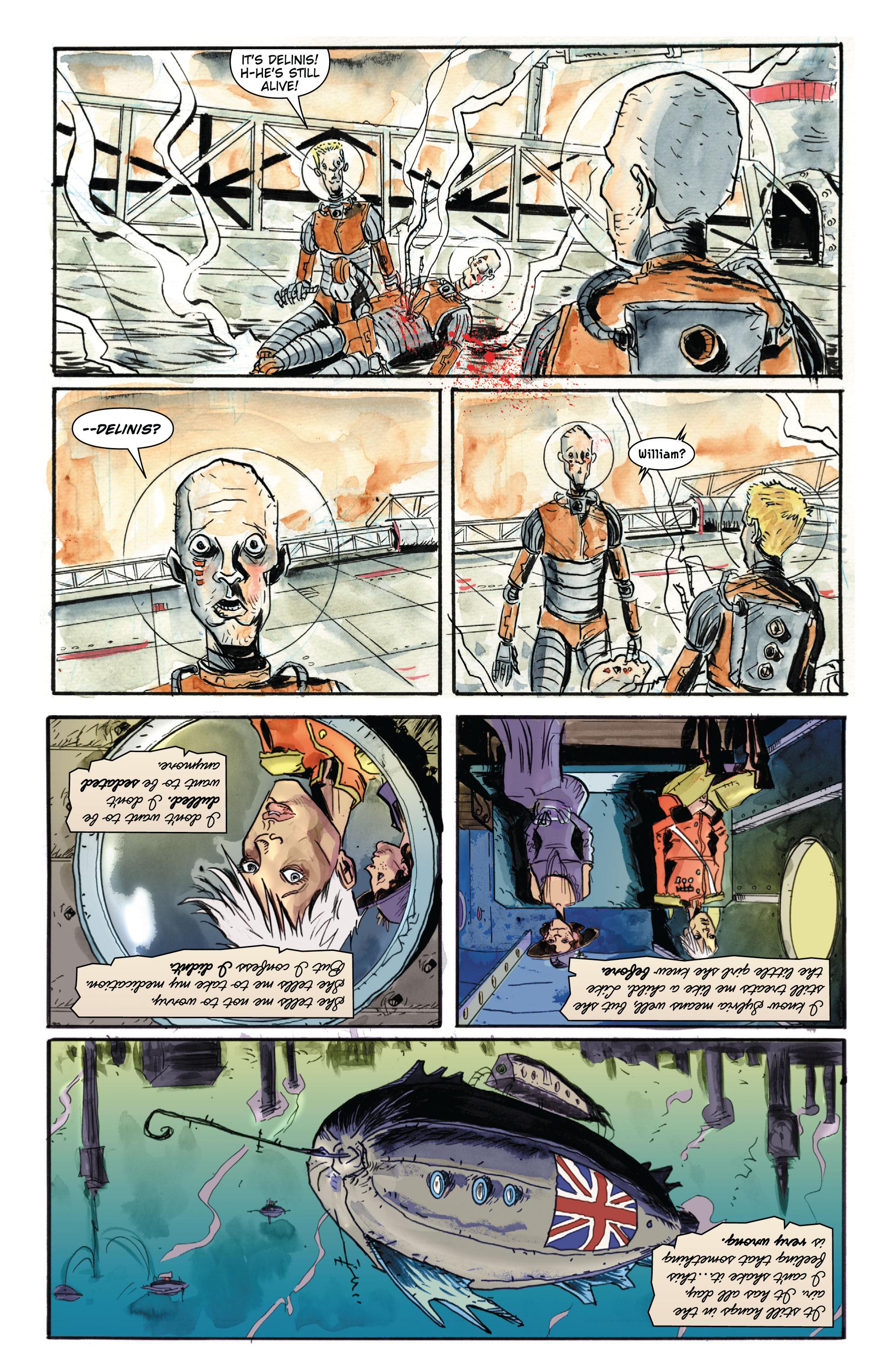 Read online Trillium comic -  Issue # TPB - 130