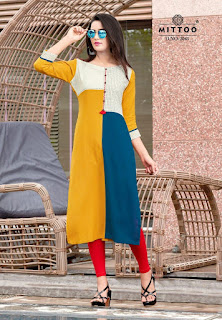 Mittoo Priyal vol 6 Cotton kurtis cotton summer collection 2019 Facebook, twiiter, instagram, Amazon