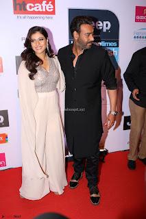 Red Carpet of Most Stylish Awards 2017 ~ Ajay Devgan and Kajol (1).JPG