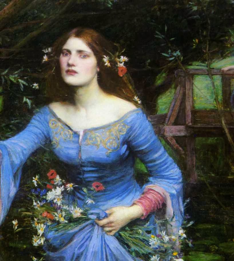 The Kissed Mouth: Revealed Ophelia  The Kissed Mout...