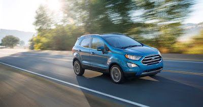 Introducing the Ford EcoSport - Go Small, Live Big