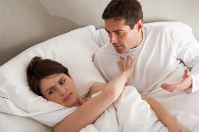 Chuyện chăn gối vợ chồng của người phụ nữ mờ nhạt dần