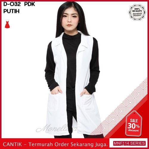MNF114J72 Jaket D Wanita 032 Polos Panjang Kerja 2019 BMGShop