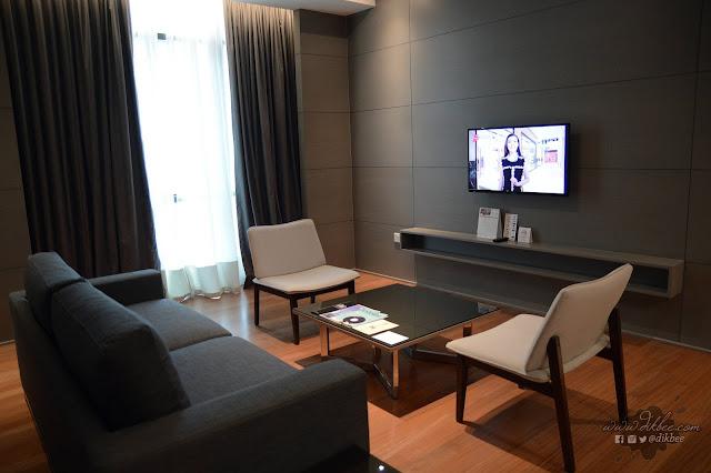 Ada Apa Di V E Hotel & Residence Bangsar South