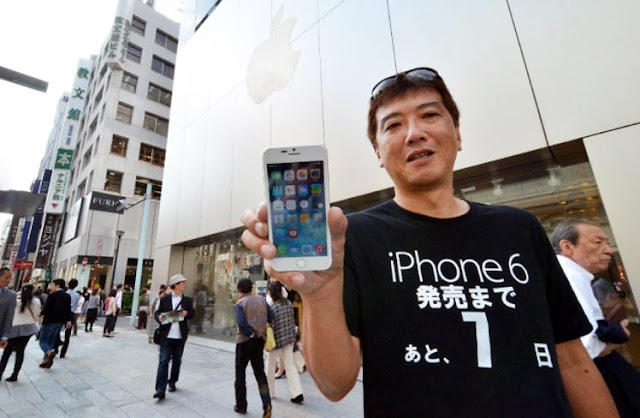 Android users in China are switching to the iPhone