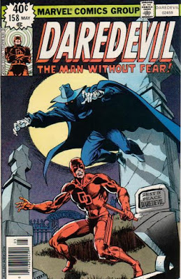 Daredevil #158, Death-Stalker