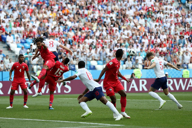 Goal! John Stones scores | England 1-0 Panama (Video)
