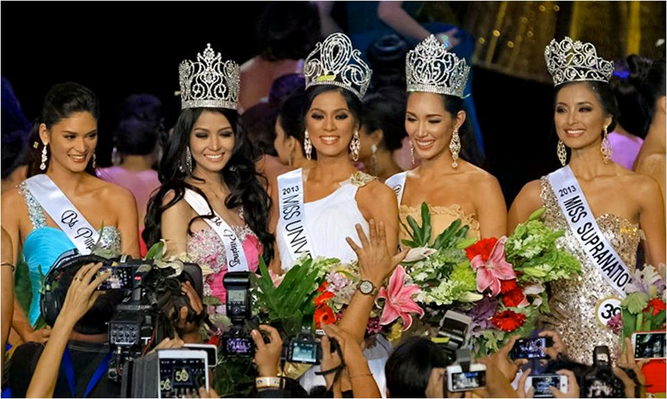 Binibining Pilipinas 2013 Coronation Night Winners ~ Wazzup