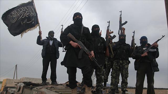 Banyak Negara Timur Tengah Hancur Karena Politisasi Kalimat tauhid melalui Bendera