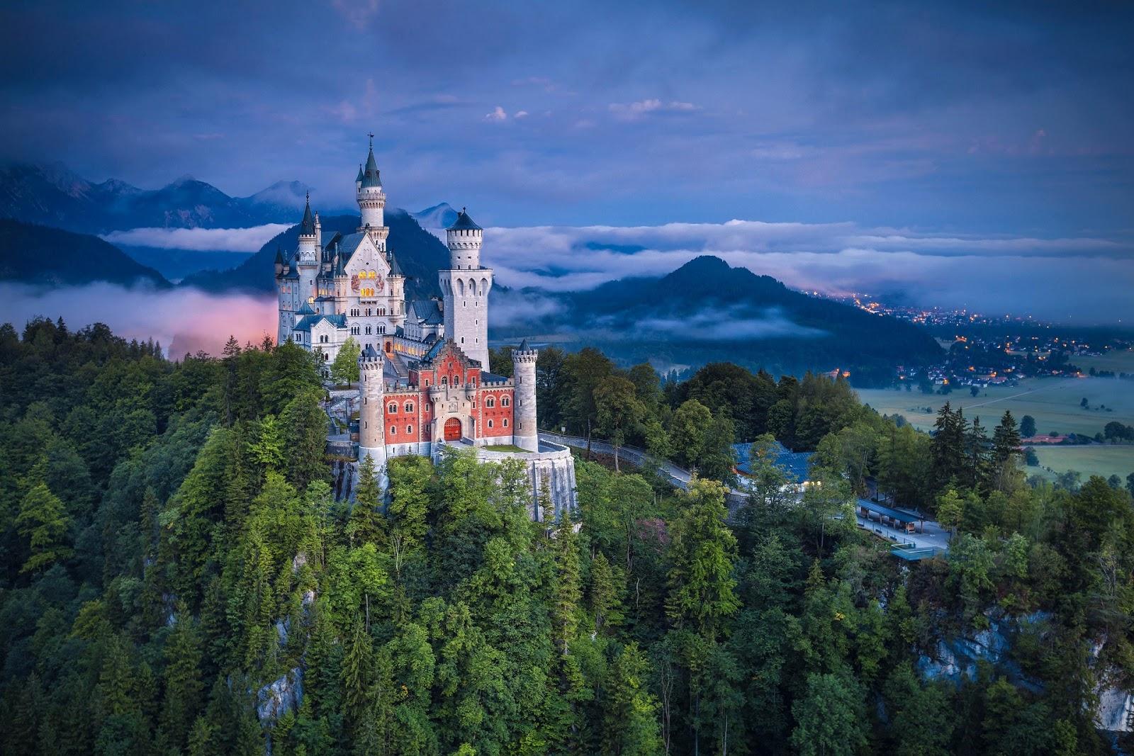 Баварские Альпы в Германии – достопримечательности и фото ...