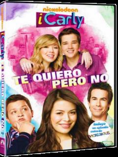 iCarly Te Quiero Pero No DVDR NTSC Español Latino