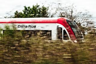 ¿Comenzó la reactivación del Ferrocarril Urquiza?