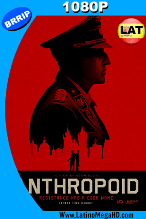 Operación Anthropoid (2017) Latino HD 1080P ()