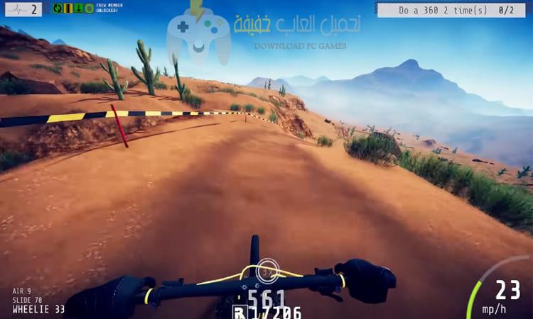 تحميل لعبة Descenders برابط مباشر للكمبيوتر