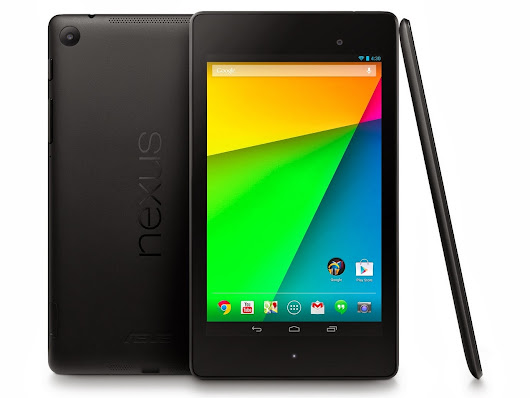 Win a Google Nexus 7 (2014 giveaway right from Dubai)