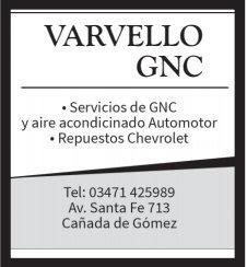 VARBELLO GNC