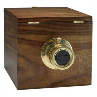 Replika camera obscura