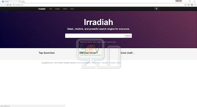 Irradiah.com (Hijacker)