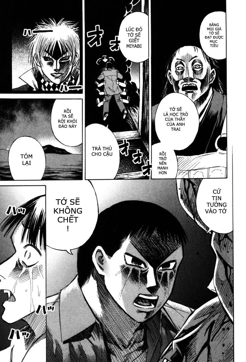 Higanjima chapter 64 trang 5