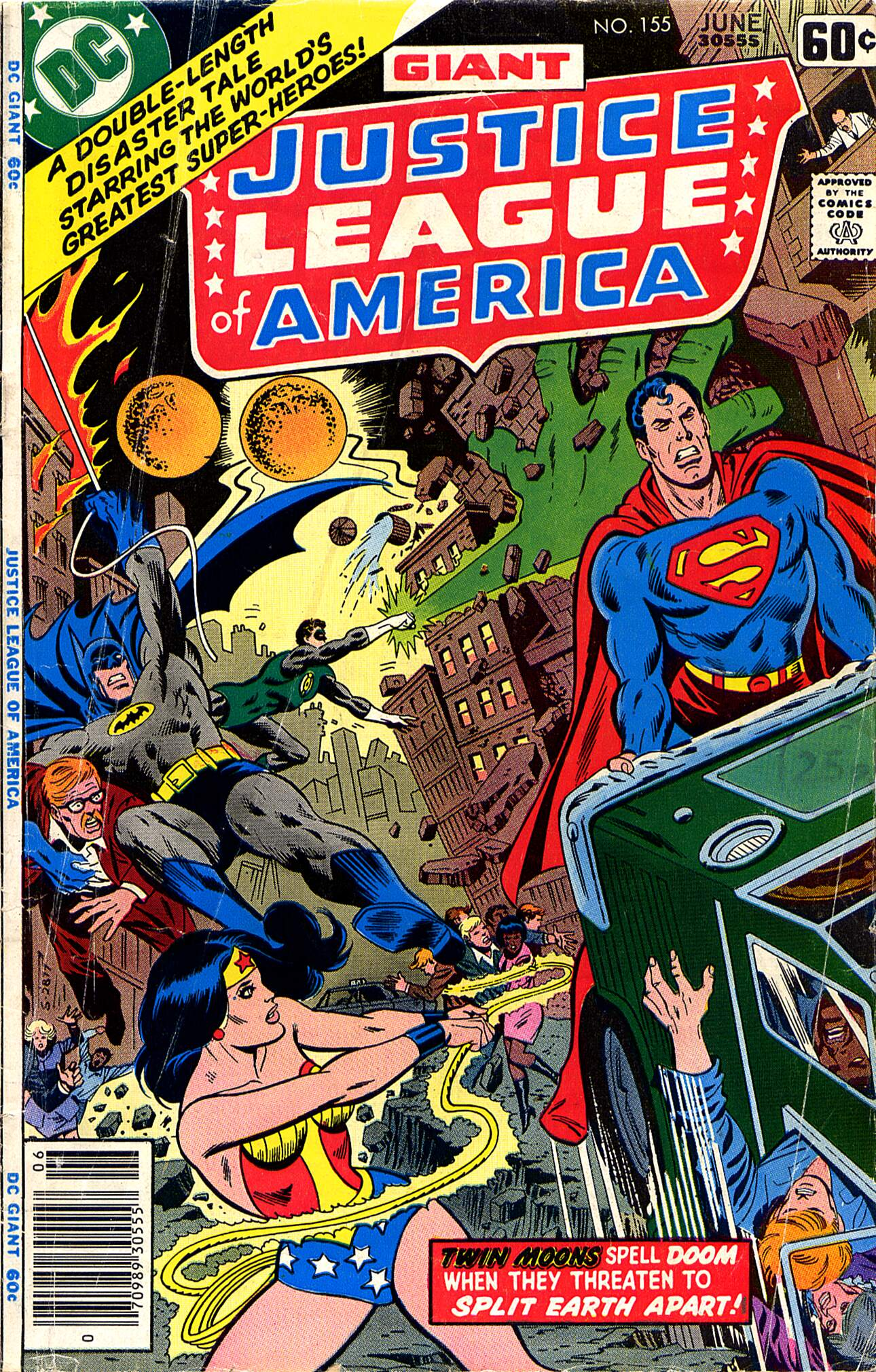 Justice League of America (1960) 155 Page 1