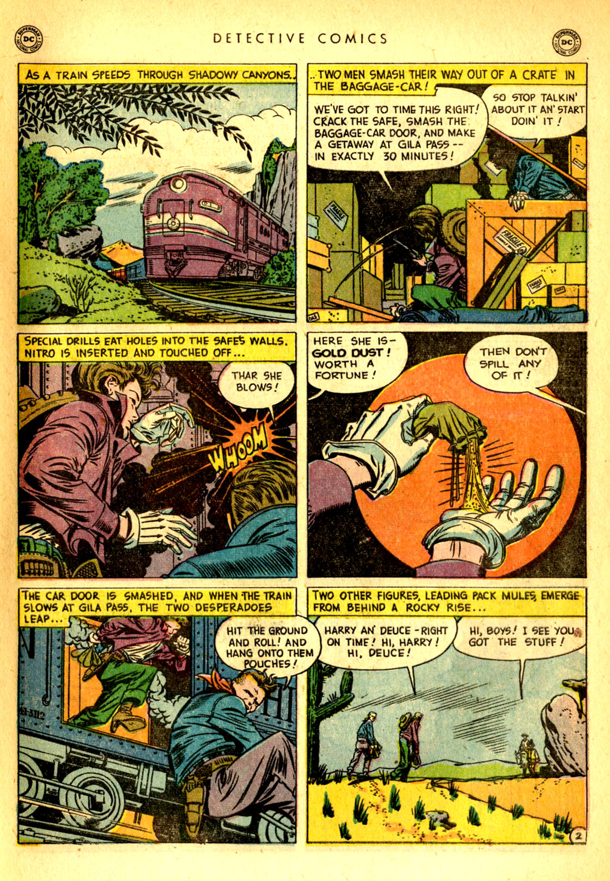 Read online Detective Comics (1937) comic -  Issue #156 - 41