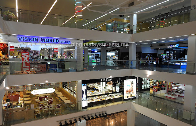 Shopping Mall in Miri
