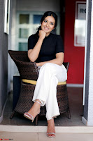 Catherine Tresa Latest Stills in Tight Black shirt ~  Exclusive 16.JPG