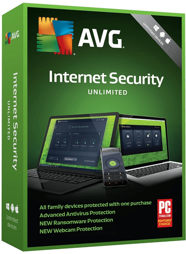 [GIVEAWAY] AVG Internet Security 2019 [1 YEAR FREE LICENSE]