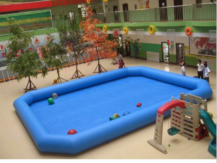 waterplay pool