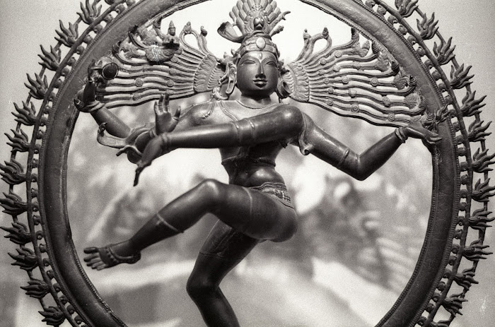 New Delhi, National Museum, Chola, Nataraja, © L Gigout, 1991