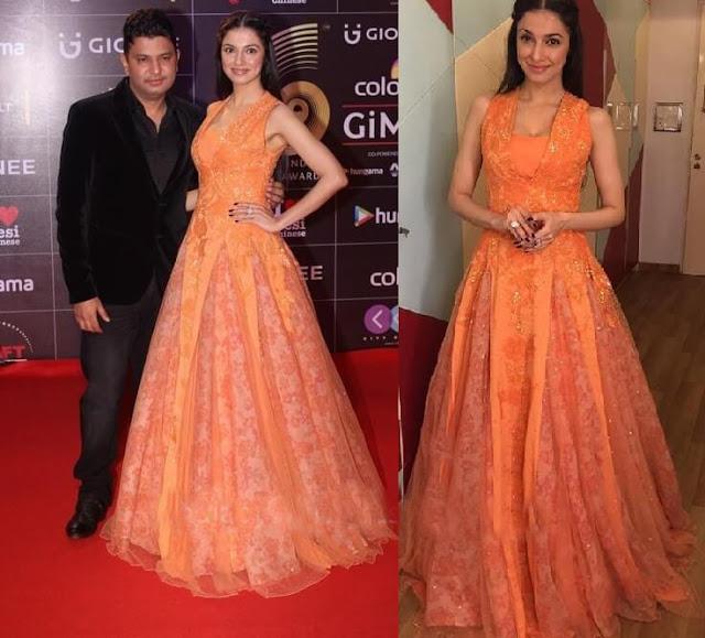 Bollywood Actress Saree Collections: Divya Khosla Kumar in Neeta ...