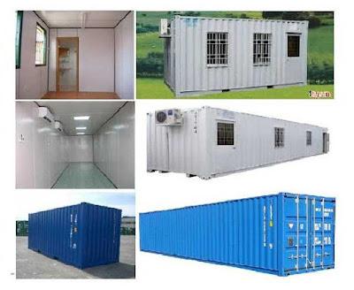 hình ảnh container văn phòng tại Hà Nội