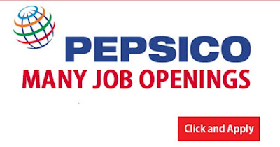 Job Vacancies At Pepsico