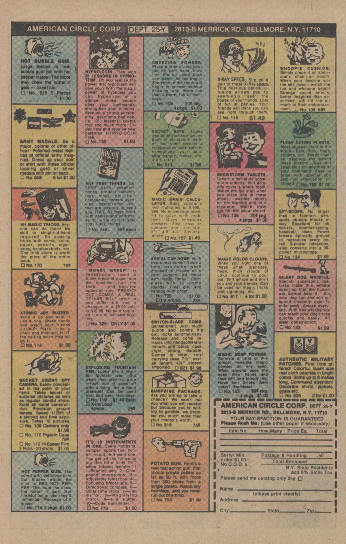 Read online All-Star Comics comic -  Issue #72 - 29