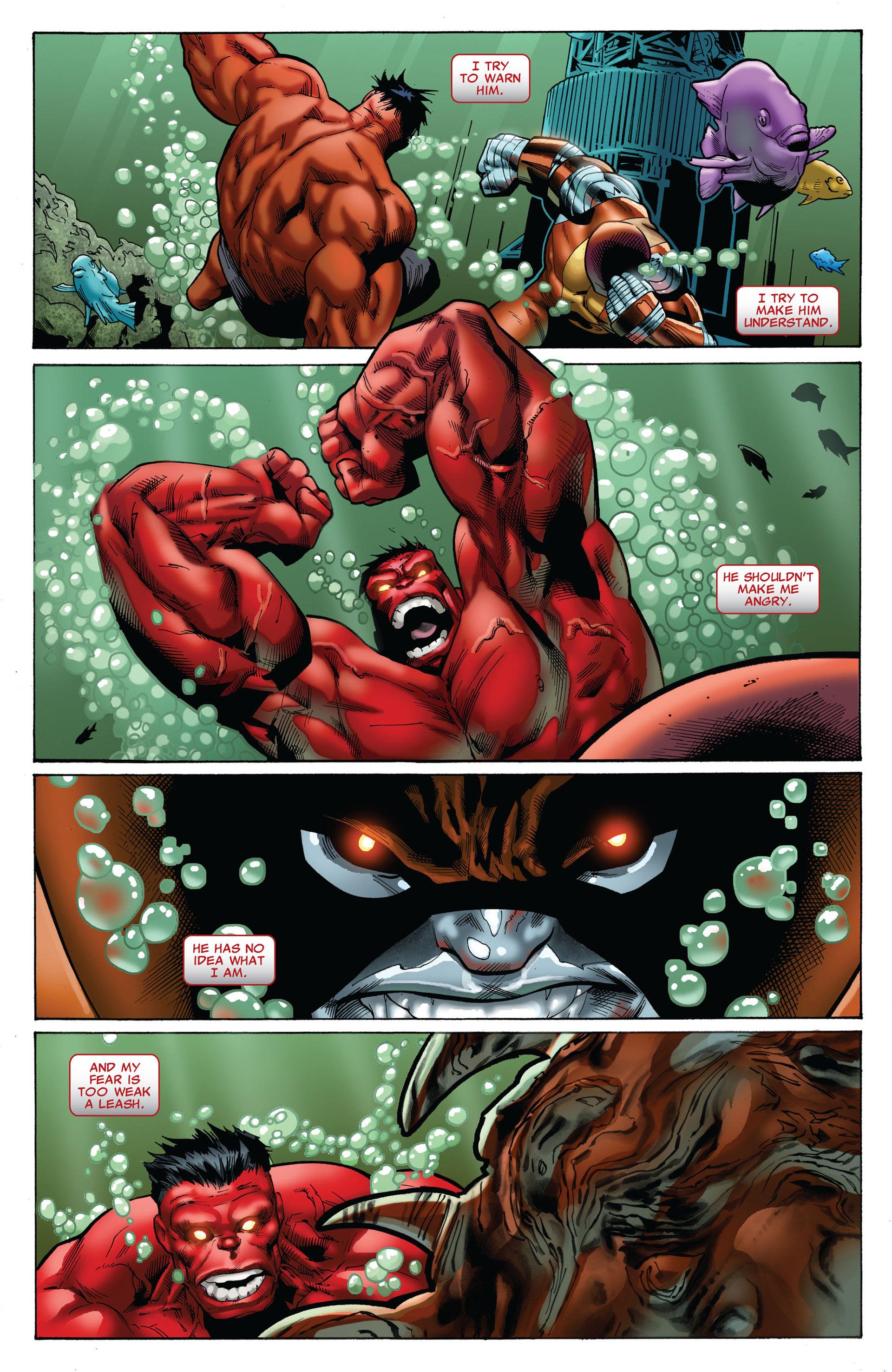 Read online Uncanny X-Men (2012) comic -  Issue #11 - 12