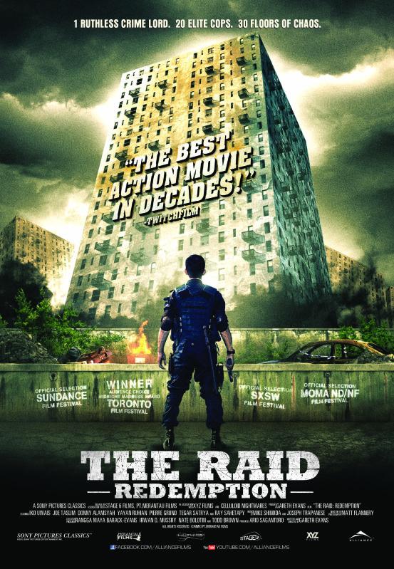 The Raid   Multi   DVDRIP