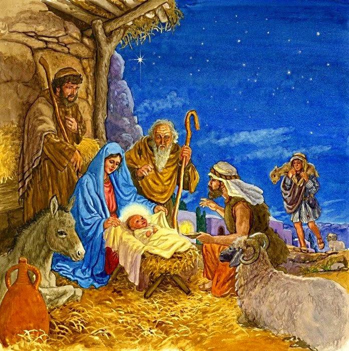 Vera Jesús 5 6 El Anuncio Del Nacimiento De Jesús