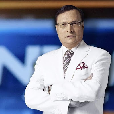 Rajat Sharma Elected President of News Broadcasters Association