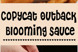 Yummy Copycat Outback Blooming Sauce Recipe