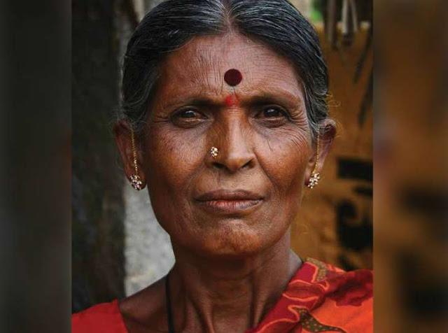 """Para que serve a """"pinta"""" na testa das indianas?"""