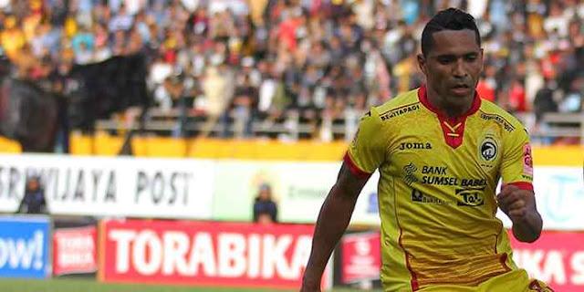 Sriwijaya FC, Alberto Goncalves