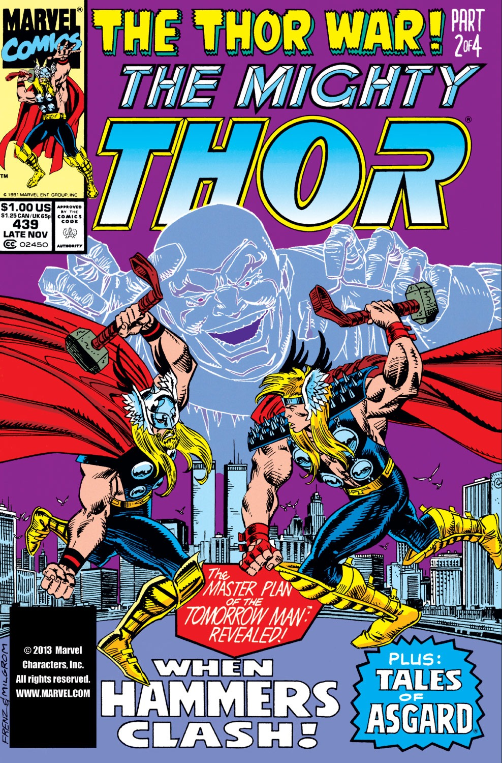 Thor (1966) 439 Page 1