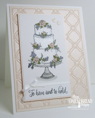 ODBD Long Lasting Love, ODBD Custom Scalloped Chain Die, ODBD Custom Umbrellas Dies, Card Designer Angie Crockett