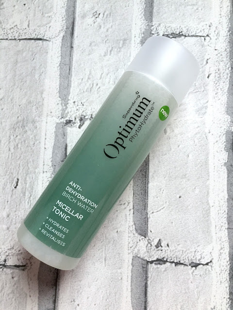 Superdrug Optimum PhytoHydrate Anti-Dehydration Birchwater Micellar Tonic