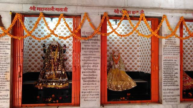 aliganj best temple