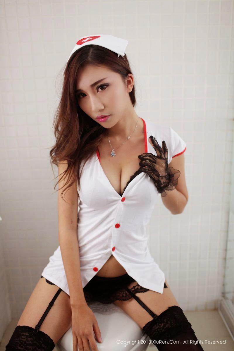 Beautiful Chinese girl Xinxin ye -[ Xiuren No.040