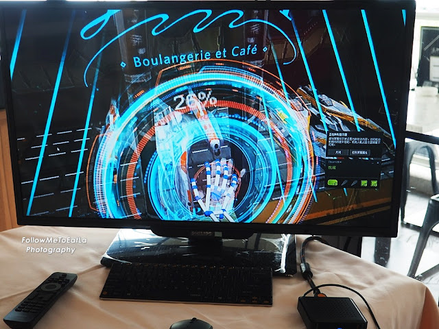 Le Pont Virtual Reality Experience