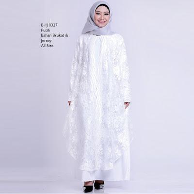 Baju Gamis Wanita Gareu BHJ 0327