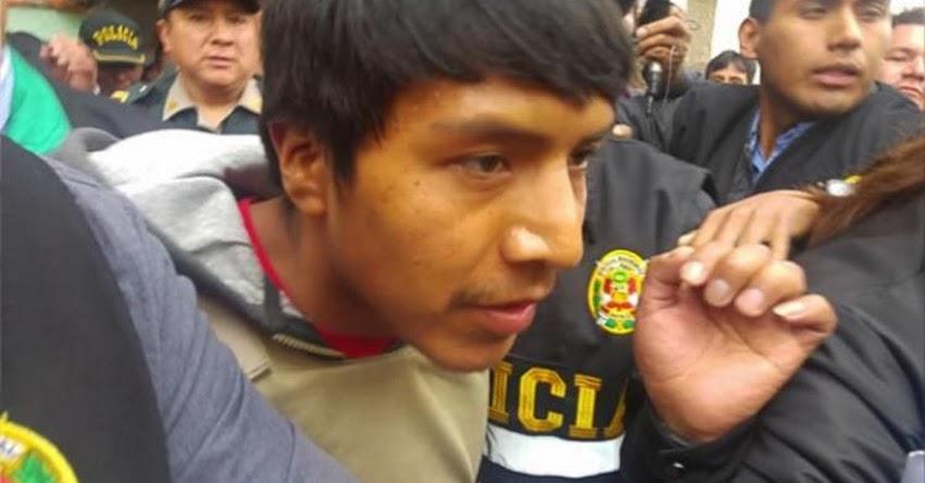 Policía captura a uno de los asesinos de escolar de Cusco